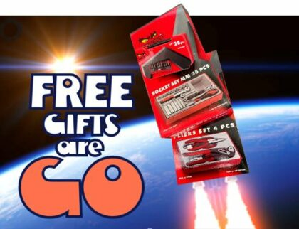 Launch 420x322 - Newsletter 2021 - The Free Gifts through Thick 'n Thin - What's Next? edition