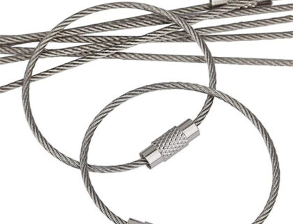 WireLoops 420x322 - Newsletter 2021 - The Free Gifts through Thick 'n Thin - What's Next? edition
